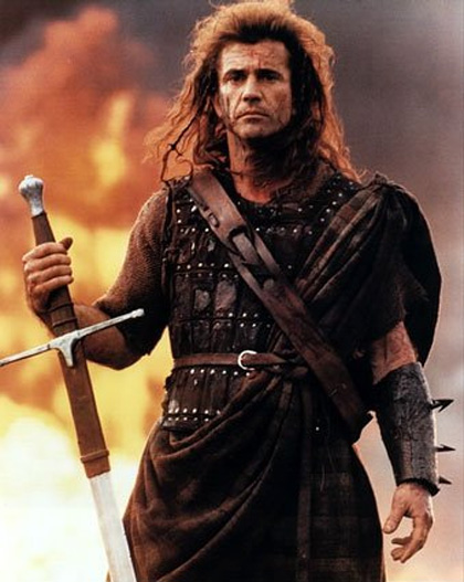 a biography of the scottish hero william wallace from braveheart