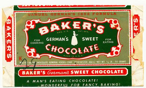 German's Chocolate