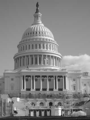 Just before the 2009 Inauguration