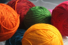 Yarn for the Ravelry queue