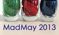 MadMay 2013 badge